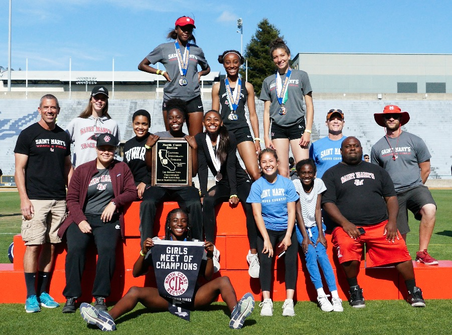 Track & Field Team Photo